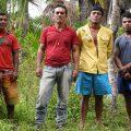 Bergarbeiter und Holzfäller nehmen unter dem Schutz von Corona das Land unkontaktierter Völker ins Visier
