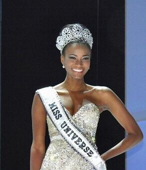 Miss Universe 2011 Leila Lopes