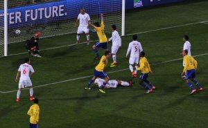 Seleção schlägt Chile und steht im Viertelfinale