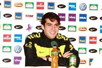 Kaká Pressekonferenz Seleção
