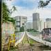 Tram over Arcos da Lapa